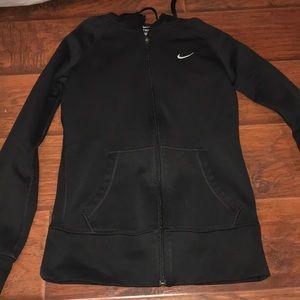 Nike Black Thermal Jacket